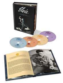 Elvis Presley (1935-1977): Close Up, 4 CDs