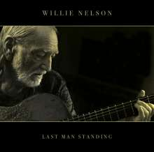Willie Nelson: Last Man Standing, CD