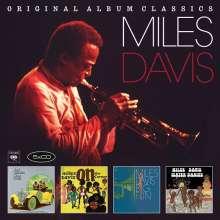 Miles Davis (1926-1991): Original Album Classics, 5 CDs
