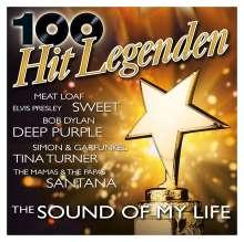 100 Hit Legenden, 5 CDs