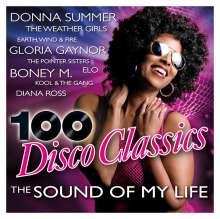100 Disco Classics, 5 CDs