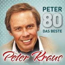 Peter Kraus: Peter 80: Das Beste, CD