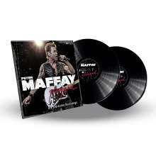 Peter Maffay: Plugged - Die stärksten Rocksongs, 2 LPs