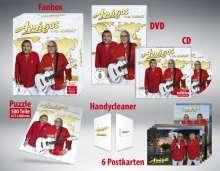 Die Amigos: 110 Karat (Limitierte-Fanbox), CD