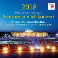 Wiener Philharmoniker - Sommernachtskonzert Schönbrunn 2018, CD