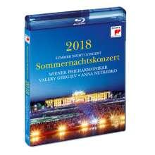 Wiener Philharmoniker - Sommernachtskonzert Schönbrunn 2018, Blu-ray Disc