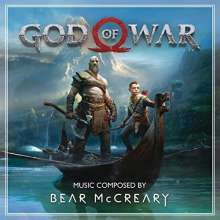 Filmmusik: God Of War, CD