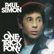 Paul Simon (geb. 1941): One Trick Pony, LP