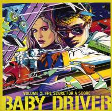 Filmmusik: Baby Driver Vol.2: The Score for A Score, CD