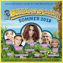 Bääärenstark!!! Sommer 2018, 2 CDs