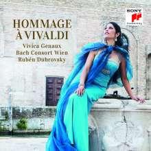 Vivica Genaux - Hommage a Vivaldi, CD
