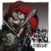 Heaven Shall Burn: Iconoclast (Part One: The Final Resistance) (180g) (Deluxe-Edition) (Red & Black Vinyl), 2 LPs und 1 CD