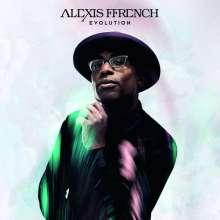 Alexis Ffrench (20. Jahrhundert): Evolution, CD