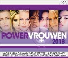 Powervrouwen 2018, 2 CDs