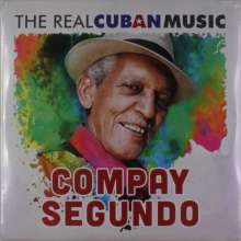 Compay Segundo: Real Cuban Music (remastered), 2 LPs