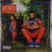 DJ Khaled: Father Of Asahd (Limited Edition) (Blue Vinyl), 2 LPs