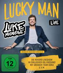 Luke Mockridge: Lucky Man (Blu-ray), Blu-ray Disc