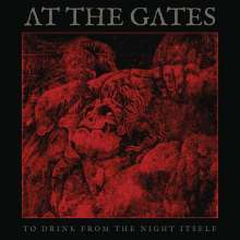 At The Gates: To Drink From The Night Itself, CD