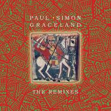 Paul Simon (geb. 1941): Graceland: The Remixes, CD