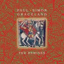 Paul Simon (geb. 1941): Graceland - The Remixes, 2 LPs