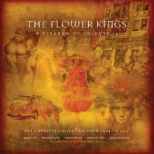 The Flower Kings: A Kingdom Of Colours II (2004 - 2013) (Limited-Numbered-Edition), 9 CDs