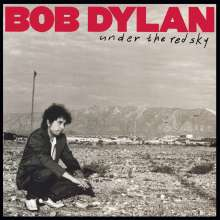Bob Dylan: Under The Red Sky, LP