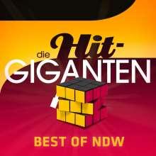 Die Hit-Giganten: Best Of NDW, 3 CDs