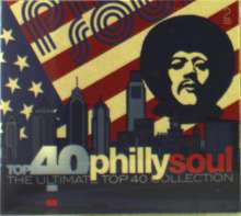 Top 40 - Philly Soul, 2 CDs