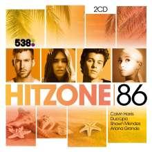 Hitzone 86, 2 CDs