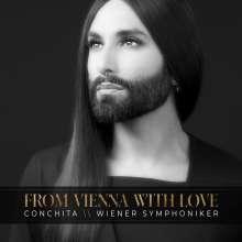 Conchita Wurst: From Vienna With Love, CD