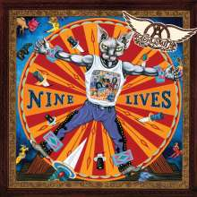 Aerosmith: Nine Lives (remastered), 2 LPs