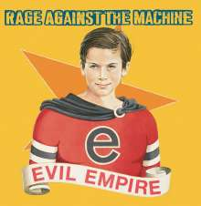Rage Against The Machine: Evil Empire (180g), LP