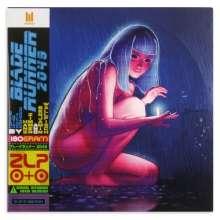 Filmmusik: Blade Runner 2049 (180g) (Teal & Pink Vinyl), 2 LPs