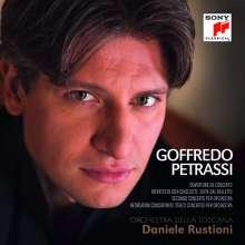 Goffredo Petrassi (1904-2003): Ritratto di Don Chisciotte (Ballettsuite), CD