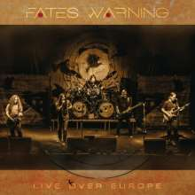 Fates Warning: Live Over Europe (180g), 3 LPs