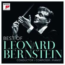 Leonard Bernstein - Best of, 2 CDs