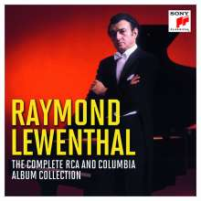 Raymond Lewenthal - The Complete RCA and Columbia Album Collection, 8 CDs