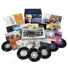 Robert Casadesus - The Complete Columbia Album Collectíon, 65 CDs