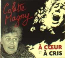 Colette Magny: A coeur et à cri, 2 CDs