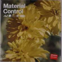 Glassjaw: Material Control (180g) (Limited-Edition) (Opaque Pink Vinyl), LP
