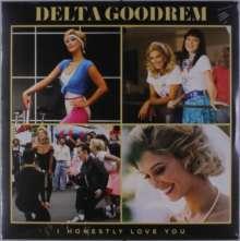 Delta Goodrem: I Honestly Love You, LP