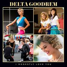 Filmmusik: I Honestly Love You, CD