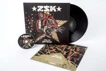 ZSK: Hallo Hoffnung (180g), 1 LP und 1 CD