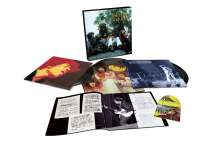 Jimi Hendrix: Electric Ladyland (50th-Anniversary-Deluxe-Edition) (180g), 6 LPs