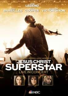 Musical: Jesus Christ Superstar: Live in Concert, DVD