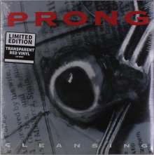 Prong: Cleansing (180g) (Limited-Edition) (Red Vinyl), LP