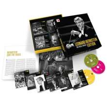 Leonard Bernstein Edition - The Vocal Works, 56 CDs