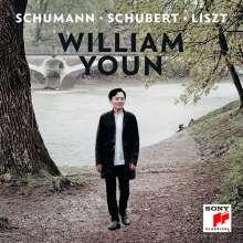 William Youn - Schumann / Schubert / Liszt, CD