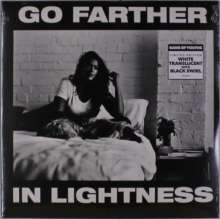Gang Of Youths: Go Farther In Lightness (Limited-Edition) (Translucent White/Black Swirl Vinyl), 2 LPs