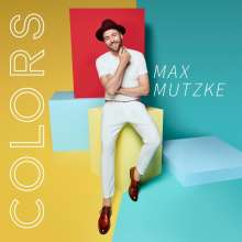 Max Mutzke: Colors, CD